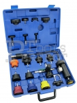 21PCS RADIATOR CAP PRESSURE TESTER KITP PRESSURE GAUGE ( NYLON ) DA10002D