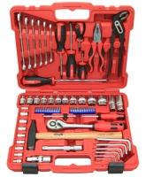 Mechanical hand tool set
