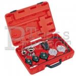 8PCS COOLING SYSTEM & RADIATOR CAP PRESSURE TESTER DA10001A