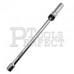 """3/8""""DR. EXTENSION UNIVERSAL SPARK PLUG SOCKET FOR BMW 11""""L ( 210 MM ) EG80006"""